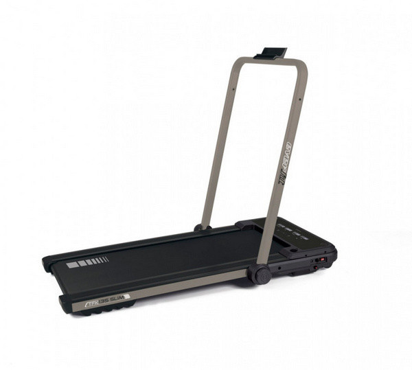 Az Everfit TFK 135 Slim Pure Bronze futópad maximális sebessége 8km/h.