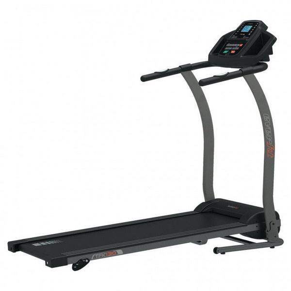 Az Everfit TFK 130 futópad egyszerűen kezelhető, 100 kg tömegig terhelhető modell otthoni edzéshez.