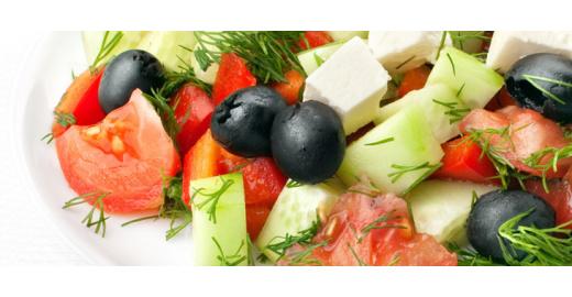 Védekezz a gyomorrák ellen, a mediterrán diéta segítségével