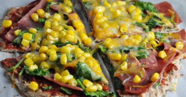 A pizza sem kerül a partvonalra, ha olyan formában fogyasztod, ami beilleszthető az étrendedbe!