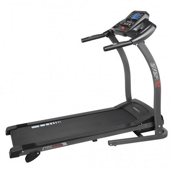 Az Everfit TFK 200 futópad a belépő szintű futógép modellek egyik legesztétikusabb tagja, melynek segítségével az otthoni edzés kényelmesebbé válik.