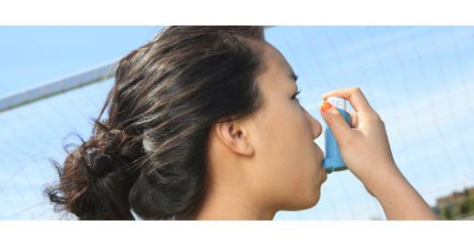 fogyni javítja az asztmát