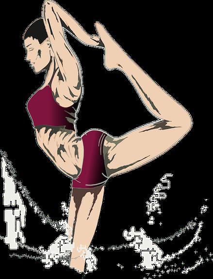 A jóga előnye: hajlékonyság